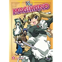Magikano Vol. 2: Witch Hunt