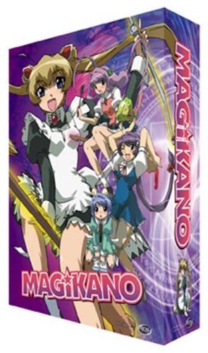 Magikano Vol. 2: Witch Hunt + Artbox