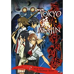Tokyo Majin Vol. 2: Dark Arts: Predestined Power