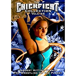 Chickfight Collection: Vol. 4-6