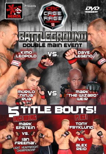 Maximum MMA Presents: Cage Rage 18 - Battleground