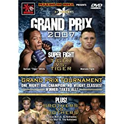 Maximum MMA Presents: X-1 - Grand Prix 2007