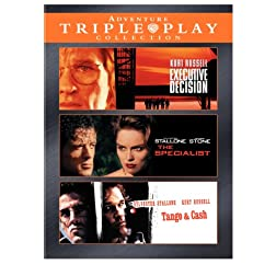 Action Adventure: Triple Play
