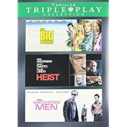 Suspense Thriller: Triple Play
