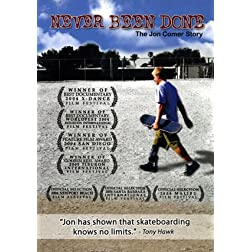 Never Been Done (The Jon Comer Story)