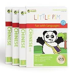 Little Pim: 3-Disc Gift Set (Mandarin Chinese)