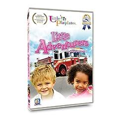 Little Playdates: Little Adventurers