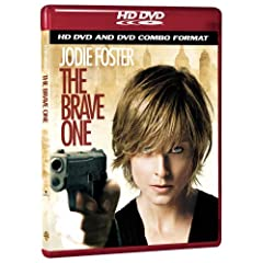 The Brave One (Combo HD DVD and Standard DVD) [HD DVD]