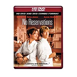 No Reservations (Combo HD DVD and Standard DVD) [HD DVD]