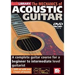 Mechanics of Acoustic Guitar