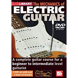 Mechanics of Electric Guitar
