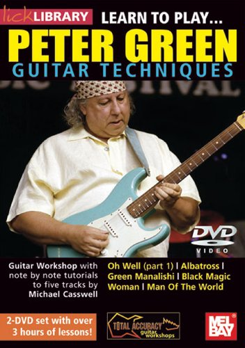 Learn To Play Peter Green Guitar Techniques