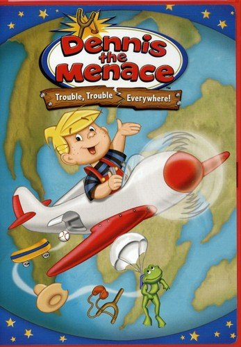 Dennis The Menace - Trouble, Trouble Everywhere