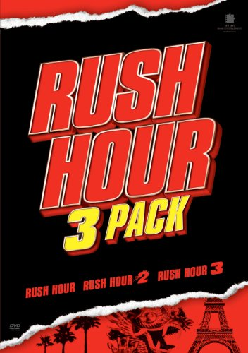Rush Hour 1-3 Special Edition Gift Set