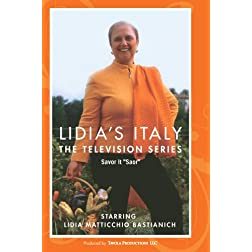 Lidia's Italy - SAVOR IT