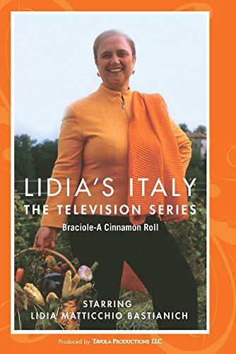 Lidia's Italy - BRACIOLE-A CINNAMON ROLL