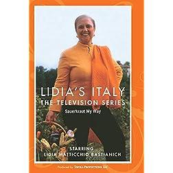 Lidia's Italy - SAUERKRAUT MY WAY