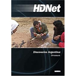Discoveries Argentina: Dinosaurs (WMVHD)