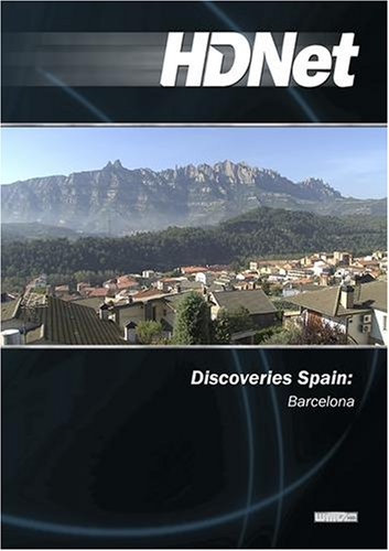 Discoveries Spain: Barcelona (WMVHD)