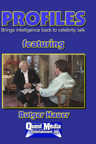 PROFILES featuring Rutger Hauer