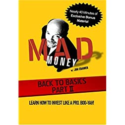 Mad Money w/ Jim Cramer Back To Basics II: Invest Like A Pro