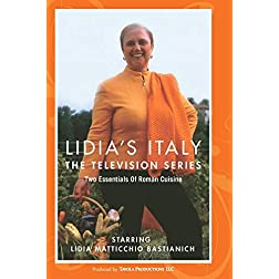 Lidia's Italy - TWO ESSENTIALS OF ROMAN CUISINE