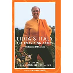 Lidia's Italy - THE ESSENCE OF MAREMMA