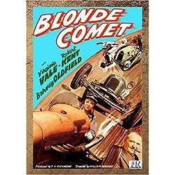 Blonde Comet