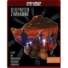 Dispatch: Zimbabwe - Live at Madison Square Garden [HD DVD]