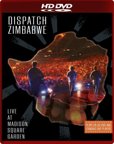 Dispatch: Zimbabwe - Live at Madison Square Garden [HD DVD]