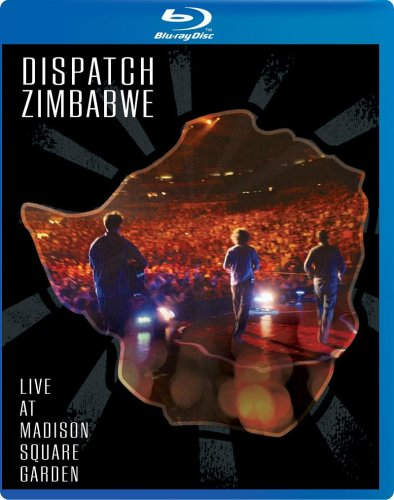 Dispatch: Zimbabwe - Live at Madison Square Garden [Blu-ray]