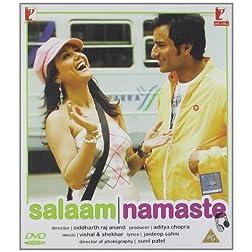 Salaam Namaste