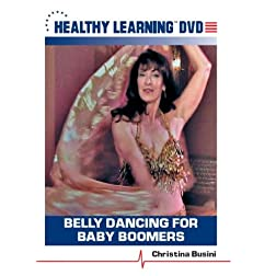Belly Dancing For Baby Boomers