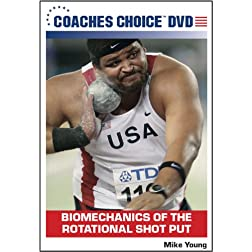 Biomechanics Of The Rotational Shot Put