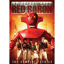 The Super Robot Red Baron - The Complete Series