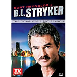 B.L. Stryker - The Complete First Season