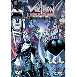 Voltron: Defender of the Universe - Paradise Lost (2008)