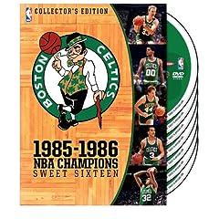 NBA - Boston Celtics 1985-86 Champions