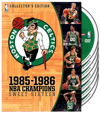 NBA - Boston Celtics 1985-86 Champions