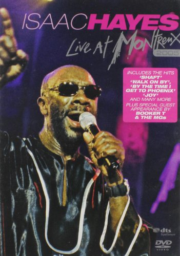 Isaac Hayes: Live at Montreux
