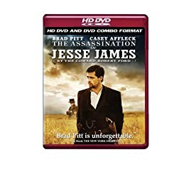 The Assassination of Jesse James by the Coward Robert Ford (Combo HD DVD and Standard DVD) [HD DVD]