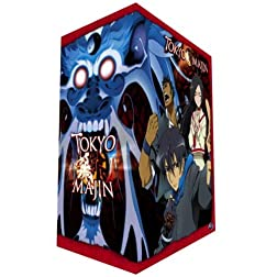 Tokyo Majin Vol. 2: Dark Arts: Predestined Power + Artbox