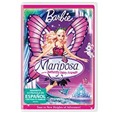 Barbie Mariposa (Spanish Audio)