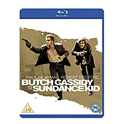 Butch Cassidy & the Sundance Kids [Blu-ray]
