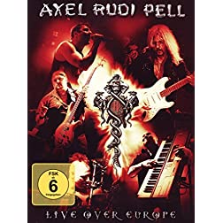 Live Over Europe (2 DVD)
