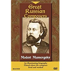 Great Russian Composers - Modest Mussorgsky