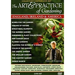 The Art & Practice of Gardening / Penelope Hobhouse