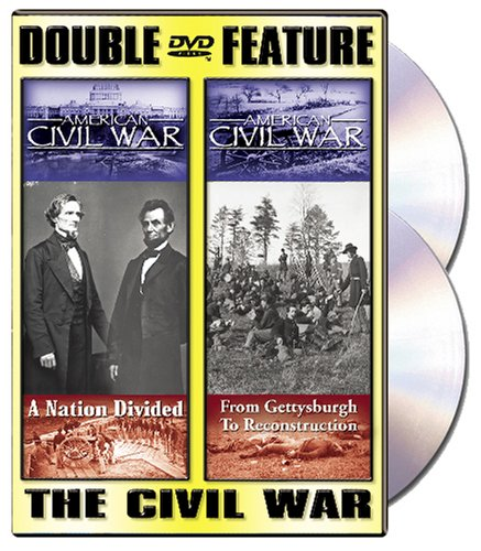 American Civil War: A Nation Divided/From Gettysburg to Reconstruction