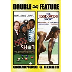 Kiss Shot/The Jesse Owens Story