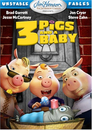 Unstable Fables - 3 Pigs and a Baby